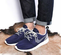NIKE ROSHE ONE RETRO Running Trainers Shoes Casual Fashion Navy - Various Sizes