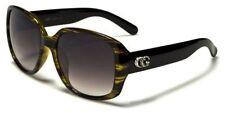 Gradient Oval 100% UV400 Sunglasses for Women
