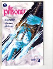 The Prisoner Complete DC Comics Ltd Series # 1 2 3 4  A B C D Dean Motter RM3