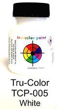 Tru-Color TCP-005 Reefer White 1 oz Paint Bottle