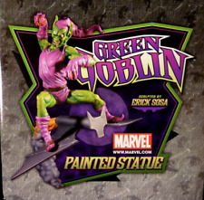 GREEN GOBLIN (ERICK SOSA) STATUE BY BOWEN DESIGNS (FACTORY SEALED, MIB)