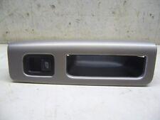 Volvo V50 S40 Passengers Side Rear Electric Window Switch Silver Trim