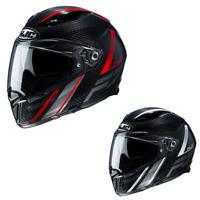 2021 HJC F70 Carbon Eston Full Face Street Motorcycle Helmet - Pick Size & Color