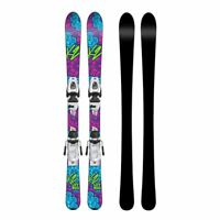K2 Luv Bug 4.5 System Skis Girls 2019