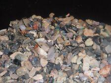 Australian opal rough Lighting Ridge Straight from Field 3-10mm  parcel 100cts