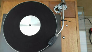 Garrard 401 turntable with sme