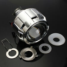 2.5'' Honeycomb Bi xenon HID Projector Lens for H1 H4 H7 Headlight Retrofit X9B0