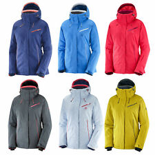 Salomon Fantasy Jacket Damen Skijacke Snowboardjacke Winterjacke Funktionsjacke