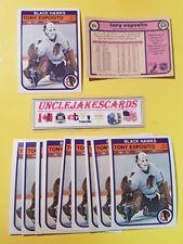 1982-83 OPC #64 TONY ESPOSITO CHICAGO BLACK HAWKS NM O-PEE-CHEE