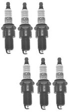 Set Of 6 Spark Plugs AcDelco For Chrysler Dodge Eagle Plymouth Voyager V6