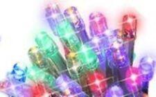 20 Multi DEL Chaîne Lumières Guirlande Batterie String Lights Indoor Outdoor