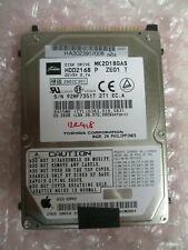 Toshiba 20GB IDE 2.5 Laptop Hard Disk Drive HDD MK2018GAS (I65)