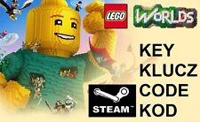 LEGO Worlds wie Minecraft PC Klucz Kod Key Code Steam Download EU