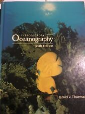 Introductory Oceanography by Harold V Thurman sixth edition