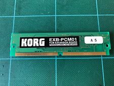 Korg EXB-PCM01 Piano and Keys 16MB PCM Expansion Board Free shipping!! Triton