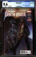 Darth Vader 3 CGC 9.6 1st Appearance Doctor Aphra Triple Zero and BT-1