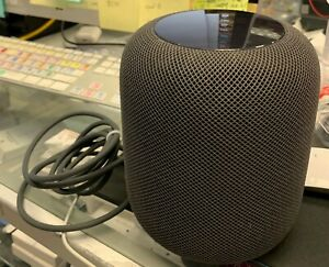 Apple HomePod Smart Speaker (Large Size) Space Gray *EXCELLENT CONDITION #16