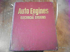 MOTOR'S AUTO ENGINES & ELECTRICAL SYSTEMS...5TH PRINTING FORD, CHEVY, MOPAR