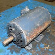 GENERAL ELECTRIC FRAME 145T 208-230/460V 1725RPM 2HP AC MOTOR 5K49UG8118