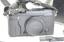 Fujifilm X-E2s Mirrorless Digital Camera 16.3MP Fuji, Body, GUT