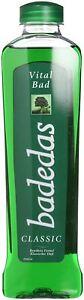 BADEDAS - Classic Vital Foam Bath - 500 ml - Original - NEW