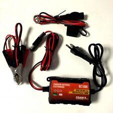 Chargeur intelligent fonction Maintien eT Charge MOTO QUAD SCOOTER BC 1000