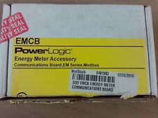 Square D Powerlogic EMCB Energy Meter Accessory Comm. Board #1B-1340-G29