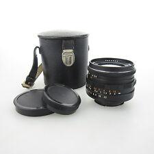 Für Exa Pentacon 3.5/30 wide angle Objektiv / lens + case