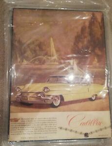 Cadillac Promo Wall Prints