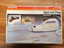 Elektrisches Küchenmesser KRUPS Typ 378 B Elektromesser . TOP!