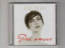 (CD) Per Amore / Zizi Possi / Brazilian singer / SEALED