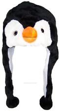 Best Winter Hats Adult/Teen Animal Character Ear Flap Hat #745 Penguin