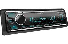 Kenwood KMM-BT328U MP3 Digital Media Player Bluetooth USB SiriusXM Pandora Alexa