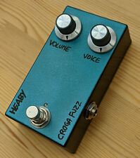 More details for heaby pedals - croga fuzz effect pedal