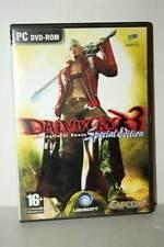 DEVIL MAY CRY 3 SPECIAL GIOCO USATO PC DVD VERSIONE ITALIANA AT3 43814