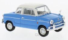 NSU Prinz 30E Blue/White 1959 1/43 whitebox