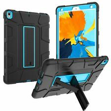 iPad Air 10.5 Case 2019 Three Layer Protection Cover Hybrid Shockproof Kickstand