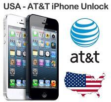 AT&T IMEI Fast Factory Unlock Service Premium Code iPhone 6 6s 6+SE 5c 5s 5