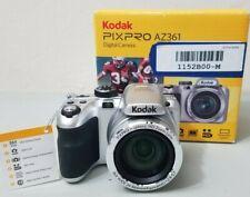 Kodak PIXPRO AZ361 16.2MP Digital Camera - Silver *MINT WITH BOX*