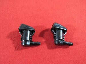 JEEP GRAND CHEROKEE Front Windshield Window Washer Nozzles NEW OEM MOPAR