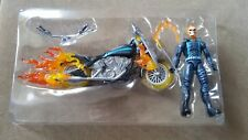 "Marvel Legends 6"" ULTIMATE GHOST RIDER & DELUXE MOTORCYCLE LOOSE"