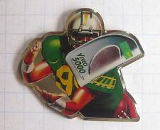 BP VISCO 5000 / ÖL  .......................Tankstellen-Pin (103c)