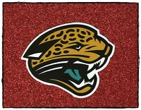 Lot of 5 Jacksonville Jaguars NFL Vinyl Stickers