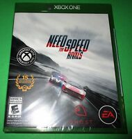Need for Speed: Rivals Microsoft Xbox One *Factory Sealed! *Free Shipping!