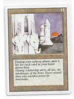 Magic the gathering ~ MTG ~ 1x Ivory Tower ~ Revised ~ LP