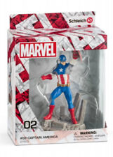 Captain America Marvel Figurine from New in Box Schleich Plastic Figure 21503