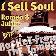 "ROCKET FROM THE TOMBS I Sell Soul/ Romeo & Juliet 7"" 45 VINYL DEAD BOYS PERE UBU"