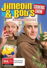 Jimeoin And Bob's Cooking Show - Live At The Famous Spiegeltent (DVD, 2007) New