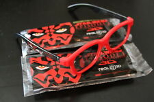 NEW REAL-D GENUINE STAR WARS EPISODE I THE PHANTOM MENACE COLLECTORS 3D GLASSES