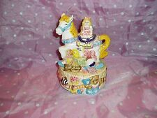 """""""Toyland Music Box by Heritage Mint Ldt Musical Collection"""", My Favorite Things"""